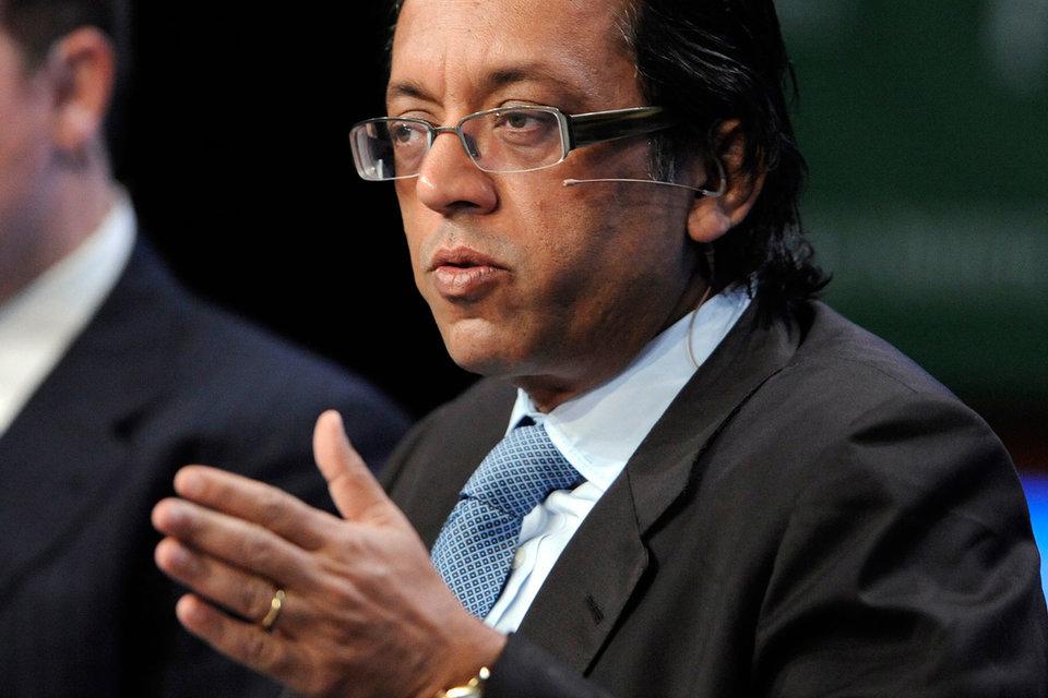 Руководить $100-миллиардным фондом SoftBank будет Раджив Мисра