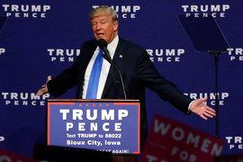 Трамп отметил на пресс-конференции, что отказался от сделок с недвижимостью в Дубае на $2 млрд из этических соображений