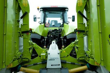 «Клаас» увеличил производство комбайнов в 1,5 раза, тракторов – на треть