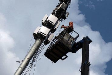 Операторы все чаще строят базовые станции на частных землях и зданиях