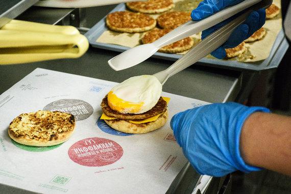 «Росинтер» открыл первый McDonald's в московском аэропорту