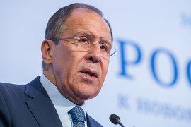 В 2017 г. Лавров заявил, что Россия выступает с позиций прагматизма, основанного на «коренных интересах» страны