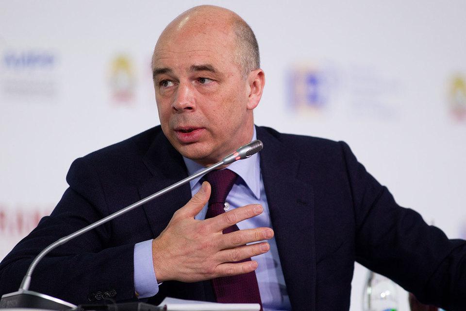 Антон Силуанов: Мыбудем зачислять вбюджет дополнительные доходы отнефти