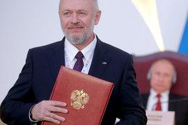 Александр Фомин — директор Федеральной службы по военно-техническому сотрудничеству (ФСВТС)