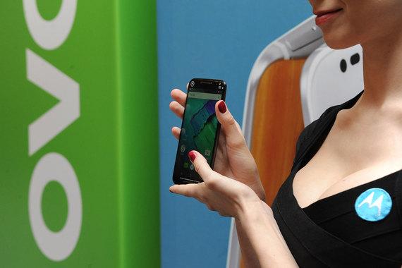 Lenovo споткнулась о Motorola