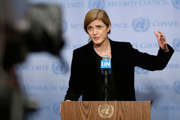 Саманта Пауэр посвятила свою речь России