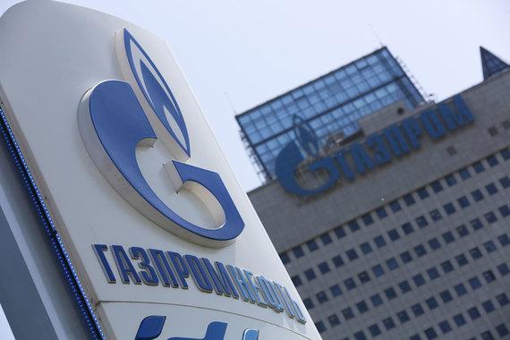 «Газпром» заработал на экспорте