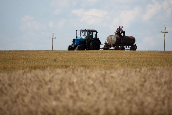 Сельхозземли снова дорожают