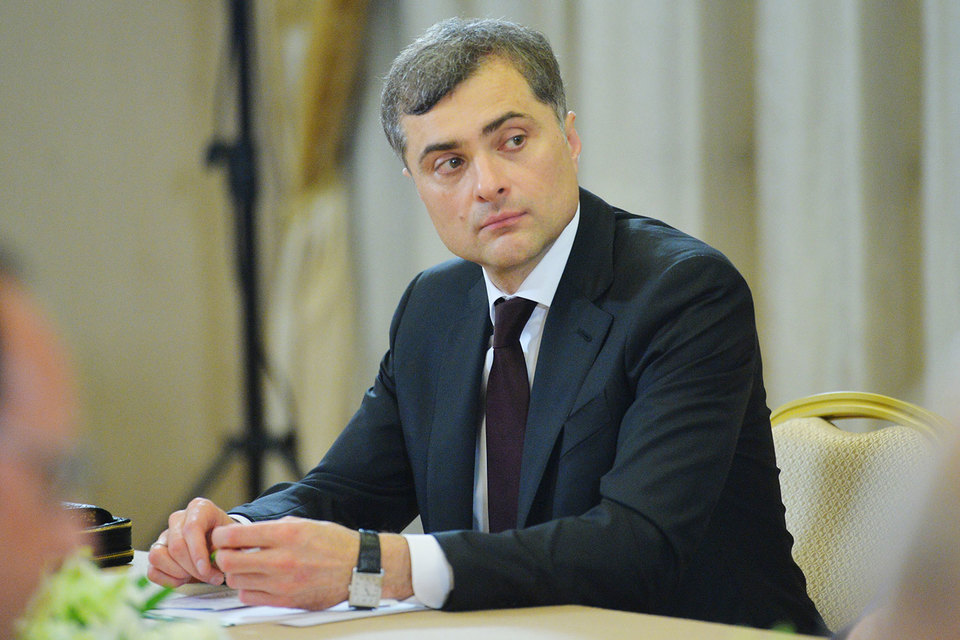 Убликация электронной переписки Владислава Суркова привела котставке высокопоставленного депутата