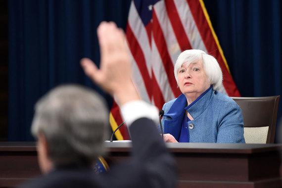 ФРС уходит с рынка