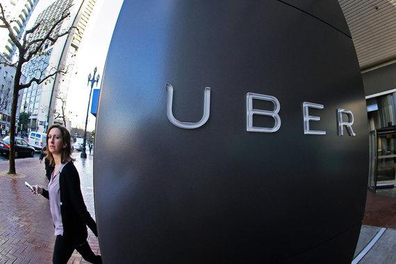 Обманутые ожидания водителей обойдутся Uber в $20 млн