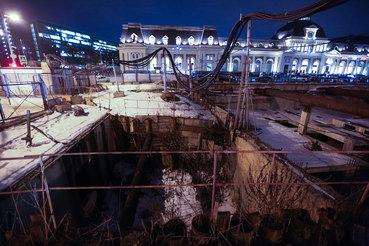 Строительство торгового комплекса на Павелецкой площади должно быть завершено в течение трех лет