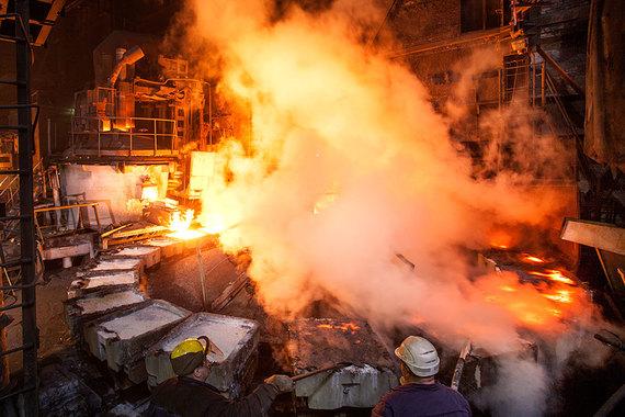 «Норникелю» ничего не стоит производство никеля