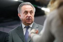 Инфантино просил Мутко сняться с выборов президента РФС - СМИ