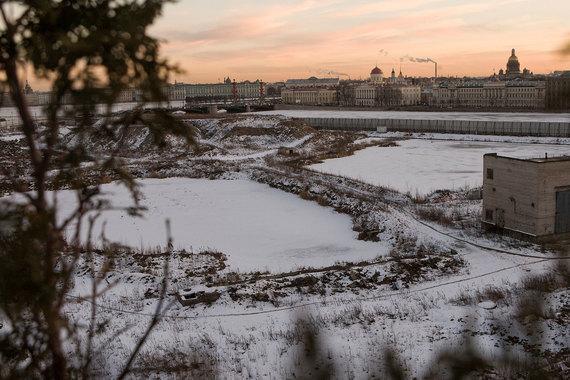 На строительство жилья для судей в Петербурге претендуют семь компаний