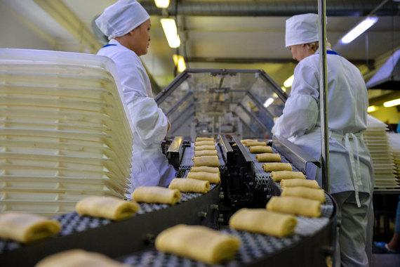 Промышленное производство в Петербурге снова растет