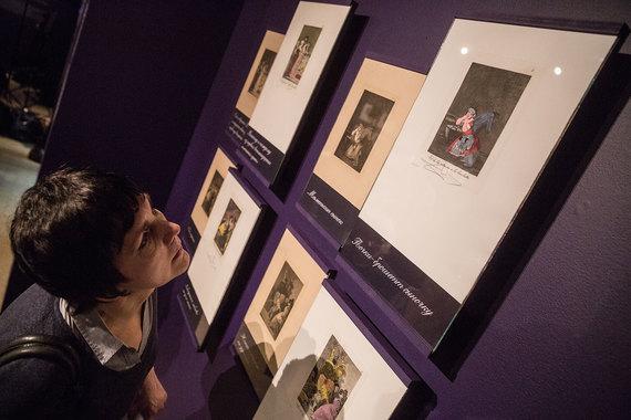 Пушкинский музей открыл выставку «Капричос». Гойя и Дали»