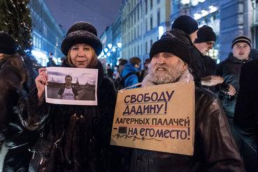 Соратники Ильдара Дадина давно уверены в незаконности его преследования