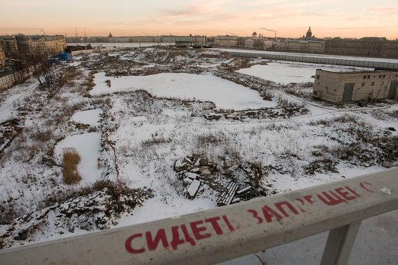 Отменен тендер на строительство судебного квартала в Петербурге за 30 млрд рублей