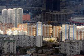 В прошлом году в Москве введено 3,34 млн кв. м жилья