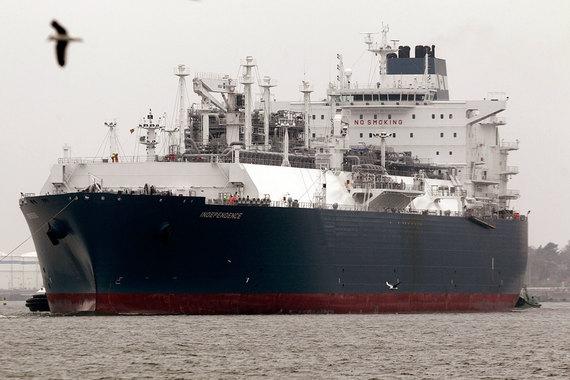Специальные корабли открывают новые рынки СПГ