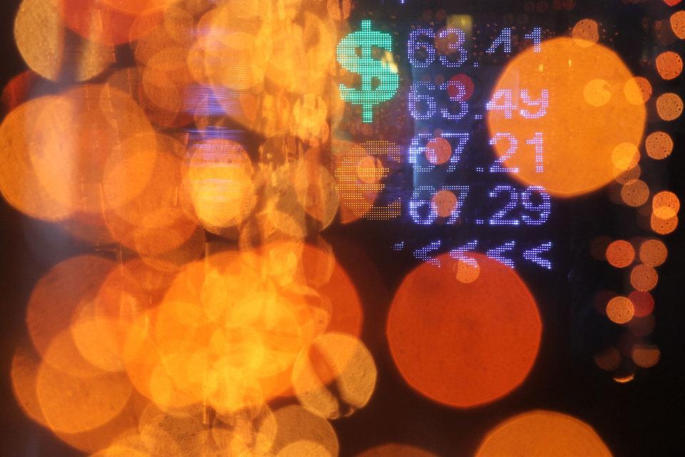 Курс доллара впервый раз занеделю превысил 60 руб.
