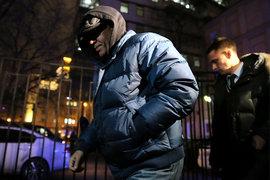 Генерал ФСО Геннадий Лопырев, обвиняемый в получении взятки, перед рассмотрением ходатайства следствия об избрании меры пресечения