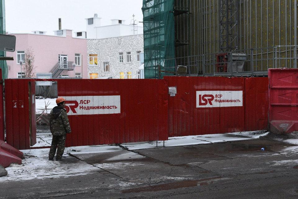 На строительство нового проекта ЛСР отводит пять лет