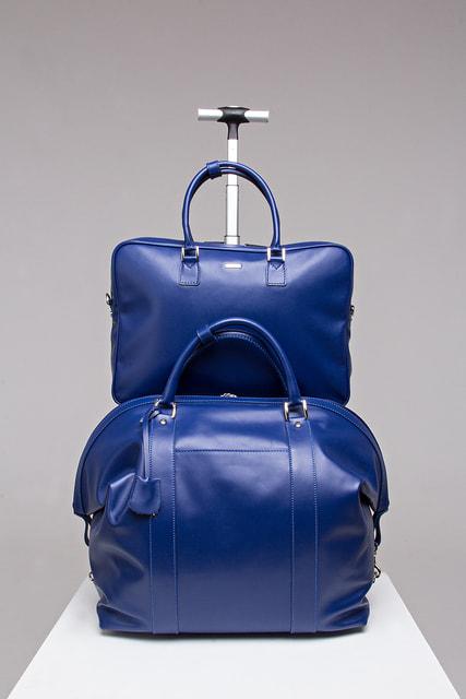 В новую коллекцию вошли различные виды сумок и рюкзаков
