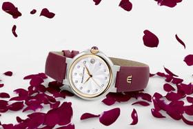 Время в День Святого Валентина можно отмерять по особым часам