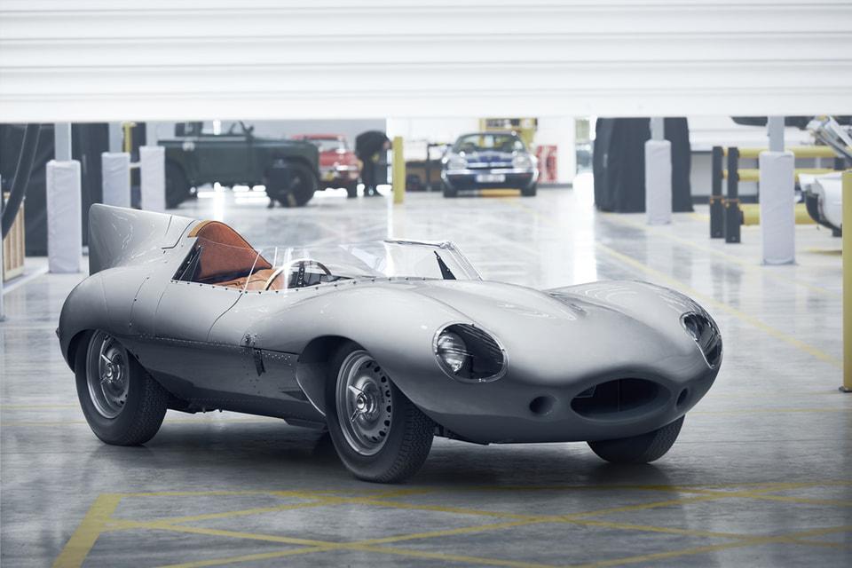 Последняя модель D-Type сошла с конвейеров в 1956 году, а из запланированных 100 автомобилей были выпущены только 75