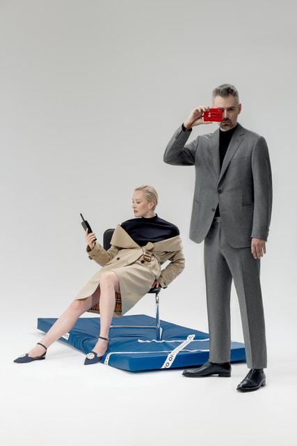 Блогер Наталья Давыдова и музыкант Антон Севидов