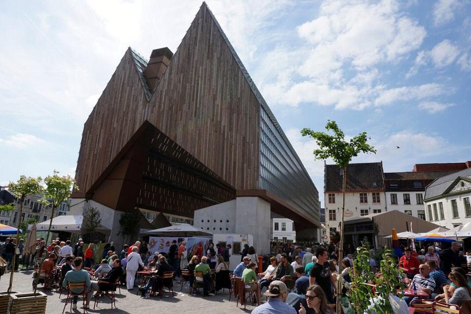 Городская площадь – настоящее кулинарное ристалище