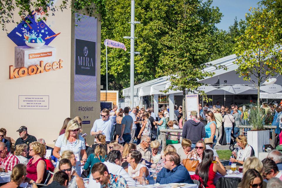 Кулинарный фестиваль Kookeet собирает множество гурманов со всего мира