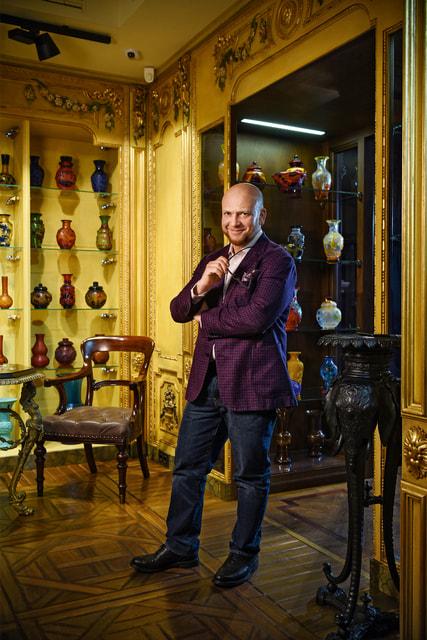 Григорий Бальцер, глава Baltzer Auction Agency & Services и Baltzer Club