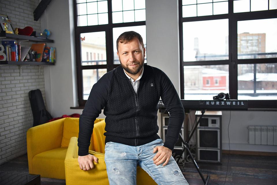 Дмитрий Кибкало, основатель компании «Мосигра»