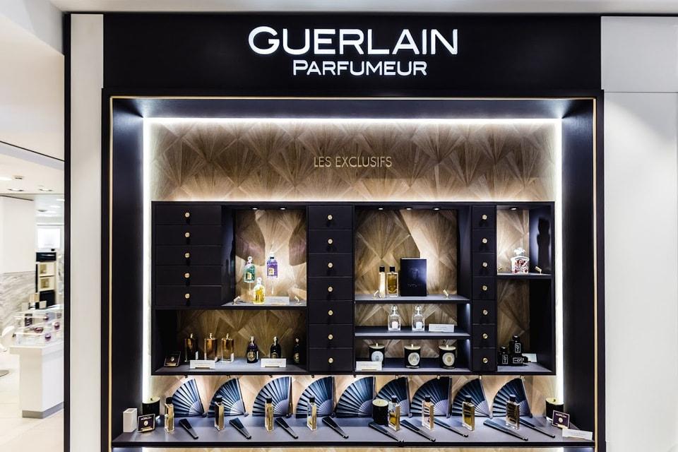 Бутик Guerlain Parfumeur в ЦУМе