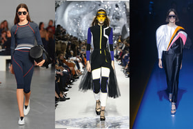 Sportmax, Dior и Gucci, весна-лето 2018
