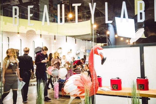 Многофункциональная лаборатория Beautylab№7 разместилась в новом ТРК Vegas в  Кунцеве