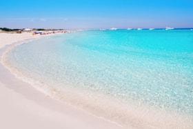 Playa de Ses Illetes - Formentera (Балеарские острова)