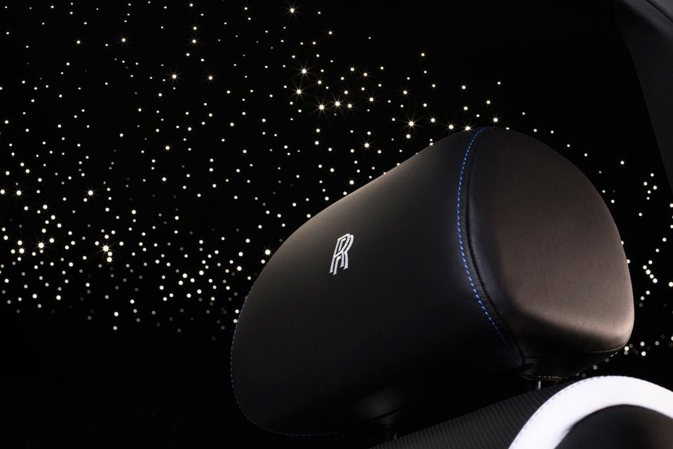 Звездное небо бренда Rolls-Royce