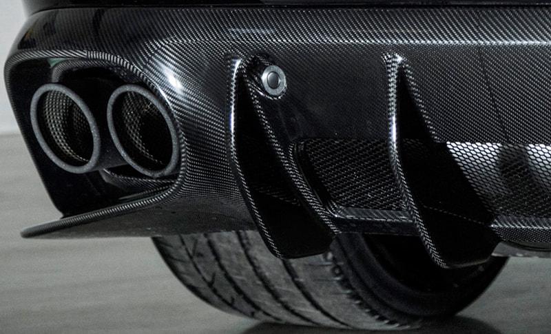 Карбоновый обвес Aston Martin