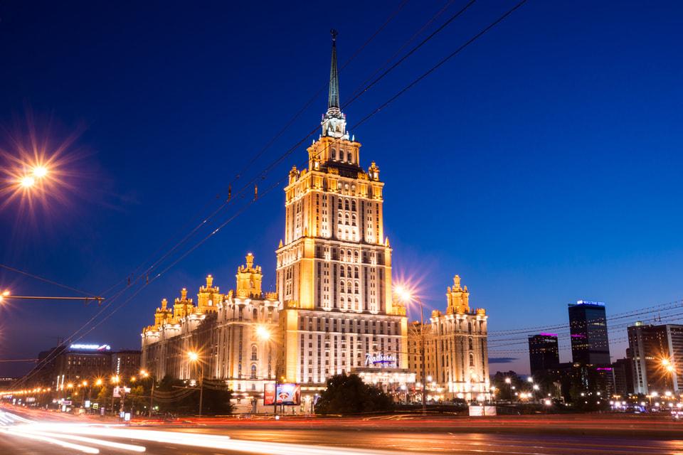 Гостиница «Украина» заняла в рейтинге нижнюю строчку
