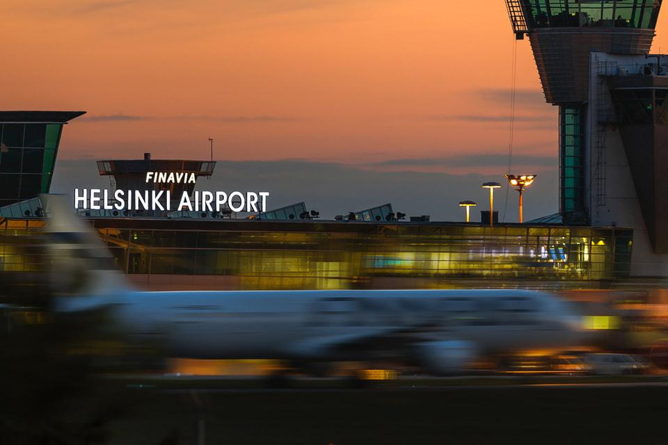 Аэропорт Хельсинки дважды удостаивался этой награды