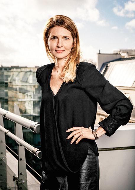 Мари-Лор Серед отвечает за облик часов Cartier
