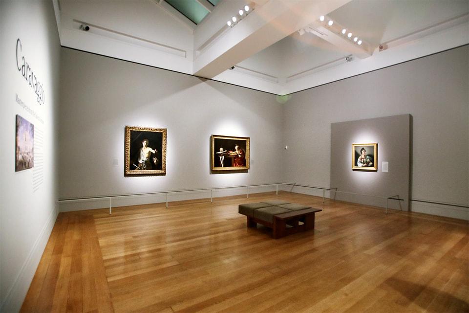 Первая совместная выставка «Караваджо: шедевры из Галереи Боргезе» уже прошла в Музее Гетти в Лос-Анджелесе (США)