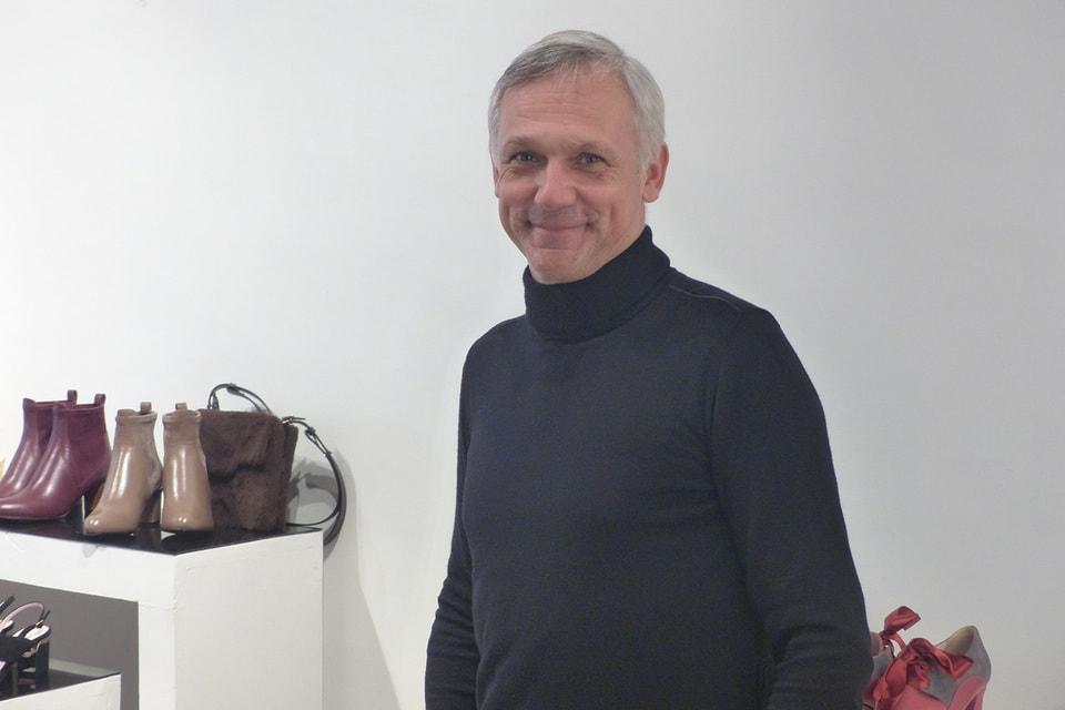 Жером Эспинос, совладелец и управляющий директор шоу-рума Studio A