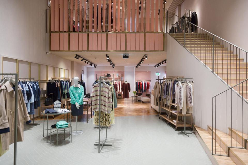 Новый бутик бренда расположился на Лиговском проспекте в торговом центре «Галерея»
