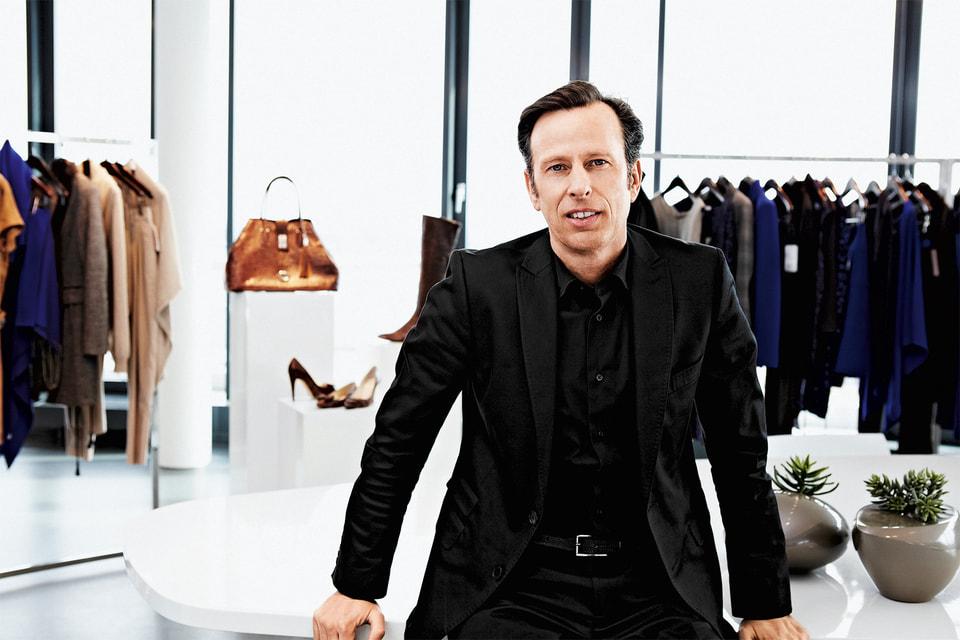 Глава Laurèl Дирк Райхерт сумел спасти бренд от банкротства