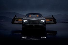 Автомобиль Rolls-Royce Wraith Luminary
